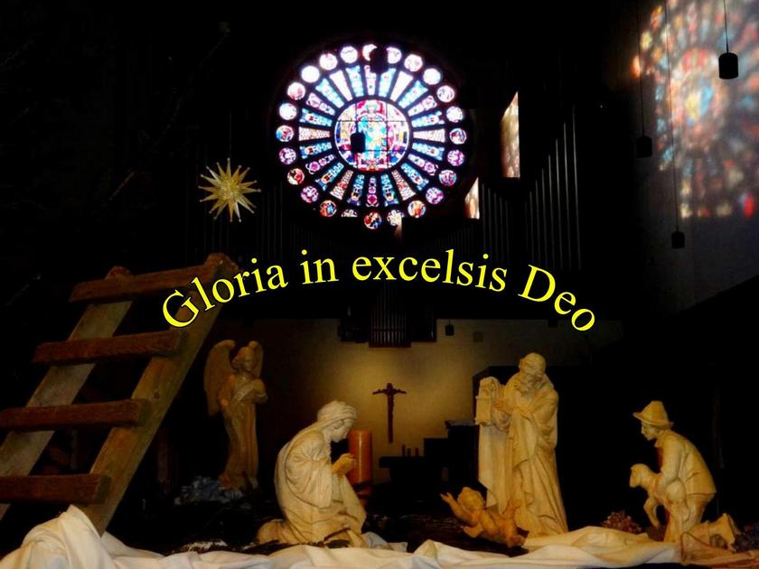 2015 12 24 Gloria in excelsis Deo